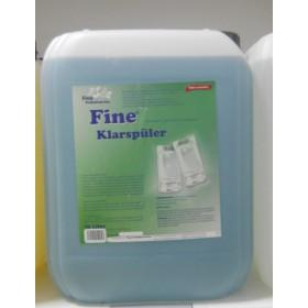 Канистра FINE ополаскиватель для посуды в п/м машине 10л Германия
