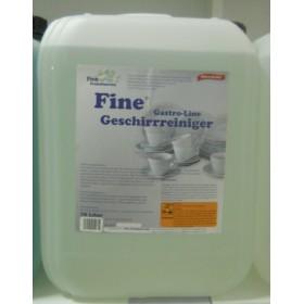 Канистра Fine моющее средство для посудомоечных машин 10л