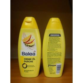 Balea  гель для душа с маслами манго + ананас 250мл для сухой кожи