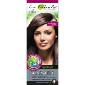 Краска для волос шоколад от La Fabelo: молочный, темный и оттенки