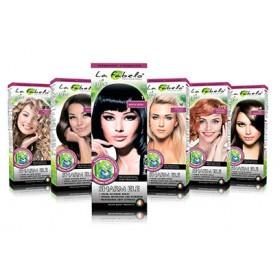 La Fabelo professional - крем-краски для волос био Италия, профессиональные краски для волос