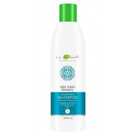 Шампунь для блеска и гладкости волос La Fabelo MB Smooth Gloss 300мл