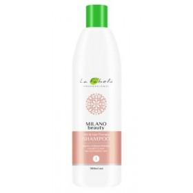 Шампунь восстанавливающий La Fabelo MB Skin&Hair Therapy для ломких волос 500мл