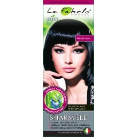Крем-краска для волос био La Fabelo Professional 50 мл  тон 1
