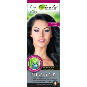 Крем-краска для волос био 50мл тон 1.10 La Fabelo Professional