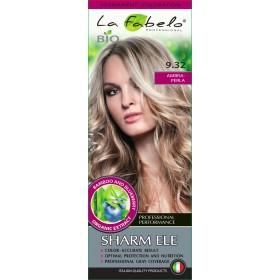 Крем-краска для волос био 50мл тон 9.32 La Fabelo Professional